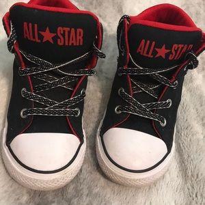 Converse all star hightop chucks size 10 EUC 🙌🏼